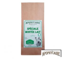 Spéciale montée de lait, tisane de plantes - Apophycaire