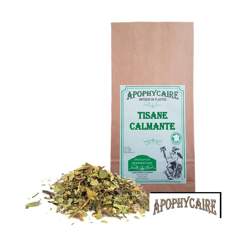 Calmante, tisane de plantes - Apophycaire