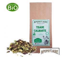 Calmante, tisane BiO de plantes - Apophycaire