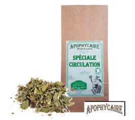 Spéciale Circulation, tisane de plantes - Apophycaire