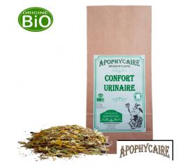 Confort Urinaire, tisane BiO de plantes - Apophycaire