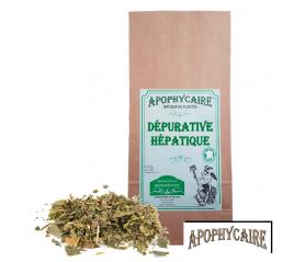 Dépurative hépatique, tisane de plantes - Apophycaire