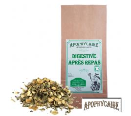 Digestive après repas, tisane de plantes - Apophycaire