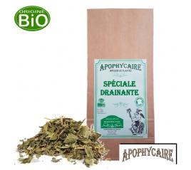 Spéciale Drainante, tisane BiO de plantes - Apophycaire
