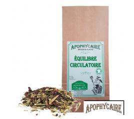 Equilibre circulatoire, tisane de plantes - Apophycaire