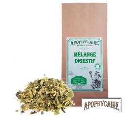 Mélange digestif 5 plantes, tisane de plantes - Apophycaire