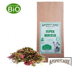 Super minceur, tisane BiO de plantes - Apophycaire