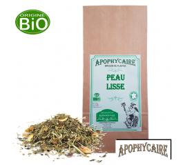 Peau lisse, tisane BiO de plantes - Apophycaire