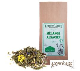 Mélange pectorale d'Alsace, tisane de plantes - Apophycaire