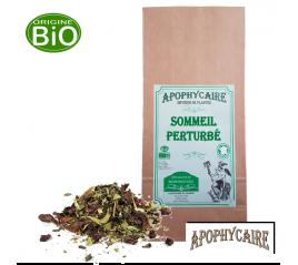 Sommeil perturbé, tisane BiO de plantes - Apophycaire