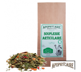 Souplesse articulaire, tisane de plantes - Apophycaire
