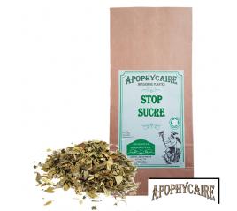 Stop sucre, tisane de plantes - Apophycaire