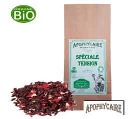 Spéciale Tension, tisane BiO de plantes - Apophycaire