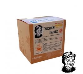 Digestion facile BiO, 20 infusettes 1.5gr naturelles - Piss'Mémère