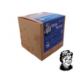 Verveine Menthe, 20 infusettes 1.5gr naturelles - Piss'Mémère