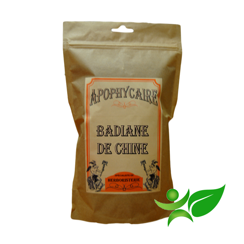 BADIANE DE CHINE BiO, Fruit (Illiicium verum) - Apophycaire