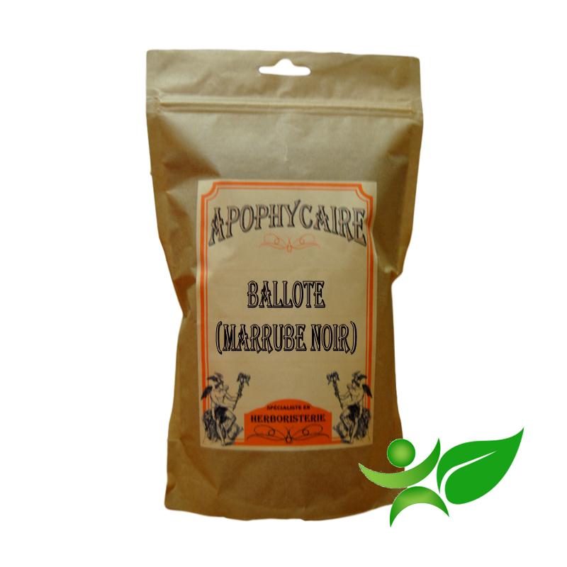 BALLOTE - MARRUBE NOIR, Partie aérienne (Ballota nigra) - Apophycaire