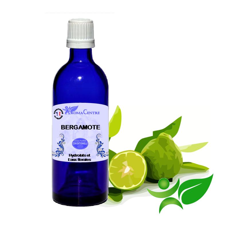 Bergamote, Hydrolat (Citrus bergamia) - Aroma Centre