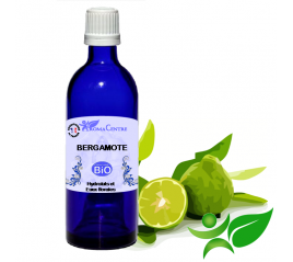 Bergamote BiO, Hydrolat (Citrus bergamia) - Aroma Centre