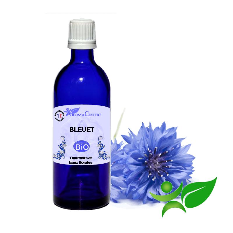 Bleuet BiO, Hydrolat (Centaurea cyanus) - Aroma Centre