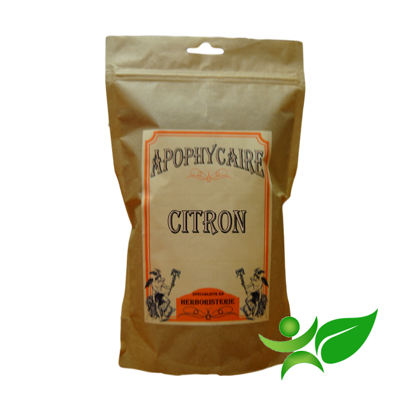 CITRON, Ecorce (Citrus limonum) - Apophycaire