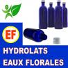 Hydrolats, eaux florales